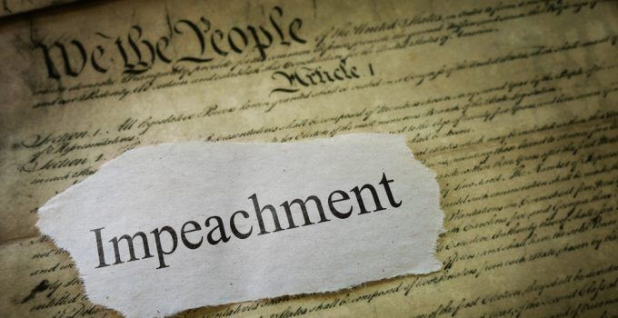 o que é impeachment